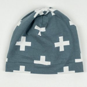 Beanie - Grey Plus