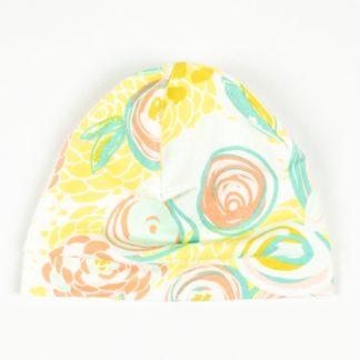 Beanie - Neon Chalk Floral