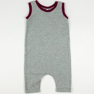 Rompers - Grey (12-18M)
