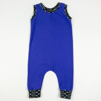 Romper - Purple (9-12M)