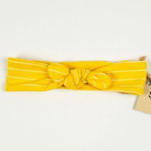 Topknot - Sunshine Pinstripe