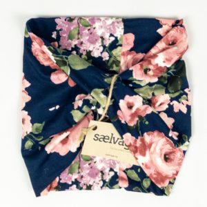 WonderWrap - Silky Navy Floral