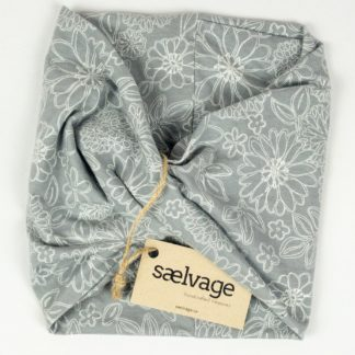 WonderWrap - Grey Wire Floral