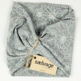 WonderWrap - Grey Wire Floral