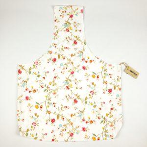 Upcycled Cloth Bag - Pink/Aqua Floral