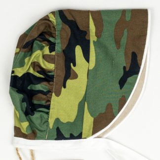 Bonnet - Camo/Tan