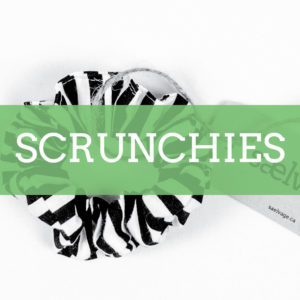 Saelvage - Scrunchies