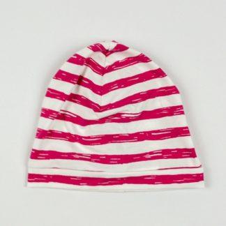 Beanie - Pink Stripe