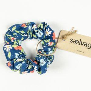 Scrunchie - Royal Floral
