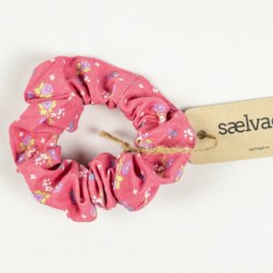 Scrunchie - Pink Floral