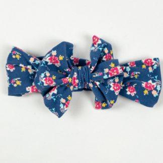 Headband - Denim Floral