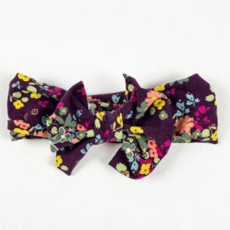 Headband - Violet Floral