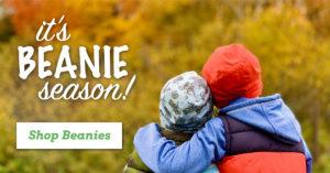 Salevage - It's Beanie Season!
