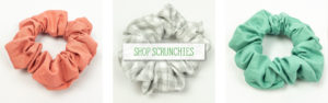 Saelvage - Shop Scrunchies