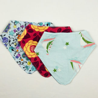 Bundle - Bib Bundle - Sailboats/Floral/Floral
