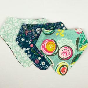 Bundle - Bib Bundle - Floral/Floral/Floral