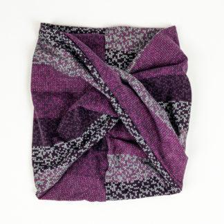 WonderWrap - Purple Stripe
