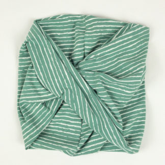 WonderWrap - Dusty Sage Stripe