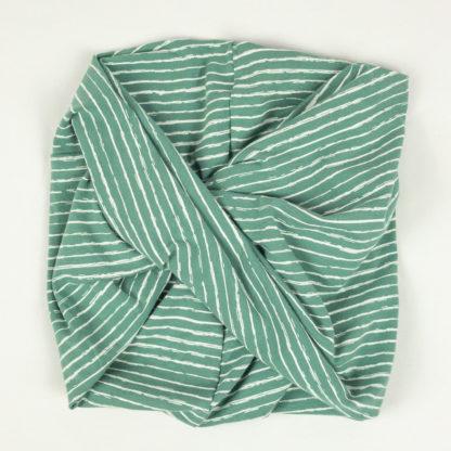 WonderWrap - Dusty Sage Stripe