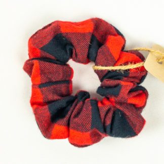 Scrunchie - Buffalo Plaid