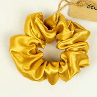 Scrunchie - Solid Gold