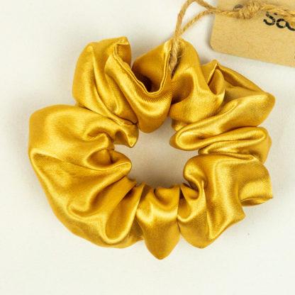 Scrunchie - Solid Gold