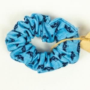 Scrunchie - Paper Sailboat