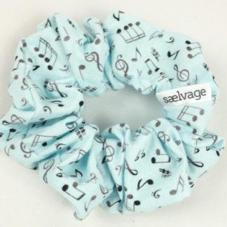 Scrunchie - Blue Music