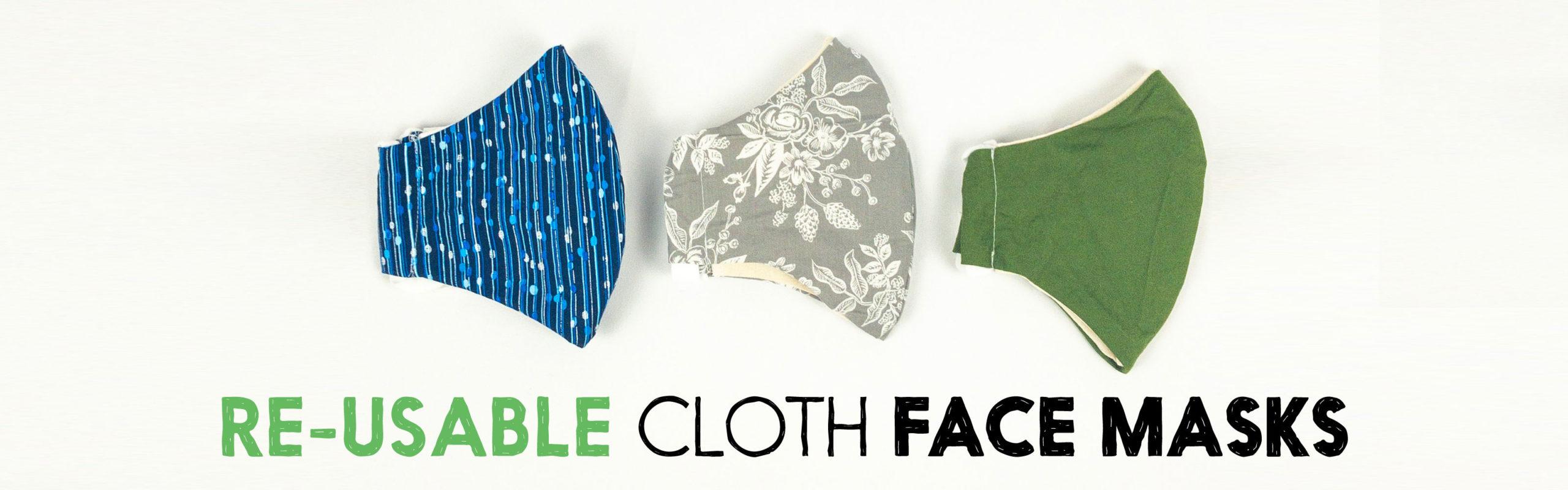 Saelvage - Cloth Masks