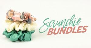 Saelvage - Scrunchie Bundles