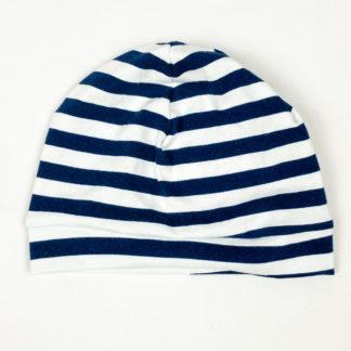 Beanie - Navy Stripes