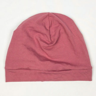 Beanie - Solid Rose